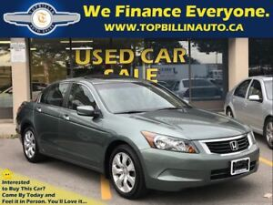 2010 Honda Accord EX with SUNROOF, Like New Tires, 118K kms