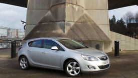 2010 60 VAUXHALL ASTRA 1.6 SRI SILVER (CHEAPER PART EX WELCOME)