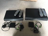 Sky plus HD boxes with TV on demand boxes