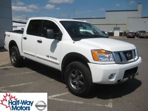 2013 Nissan Titan PRO-4X | What You've Been Waiting For!