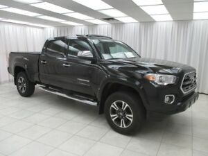 2016 Toyota Tacoma LIMITED 4x4 V6 4DR 5PASS DOUBLE CAB w/ BLUETO