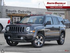 2016 Jeep Patriot High Altitude | 4X4 | HEATED LEATHER | SIRIUSX