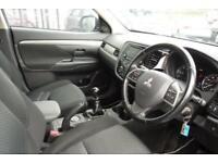2013 Mitsubishi Outlander 2.2 DI-D GX3 4x4 5dr (7 seats)