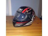 Nitro Motorbike Helmet - M