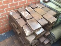 Beamish cobbles new, 180 approx