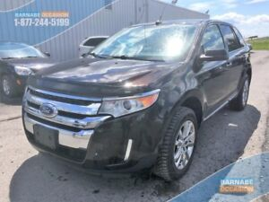2013 Ford Edge SEL - AWD - Cuir - Toit Panoramique