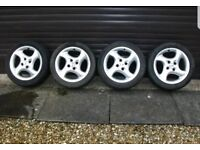 Ford mondeo st24 alloys x4