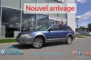 2009 Subaru Outback Limited *NAVI*CUIR*MAGS*GR ELEC*TOIT OUVRANT