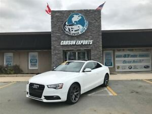 2013 Audi A5 WOW LOOK CLEAN A5! FINANCING AVAILABLE!