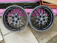 4×Bbs wheels good condition