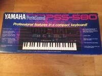 Yamaha portasound PSS 580 keyboard