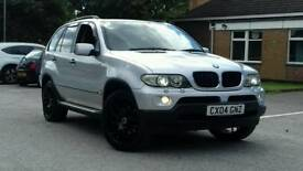 For sale BMW X5 SPORT PACK 54 PLATE FACELIFT 3.0L DIESEL AUTO PX AVAILABLE