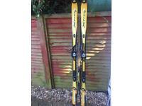 Soloman skis
