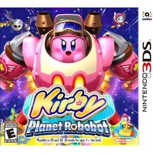 Wanted: Kirby Planet Robobot
