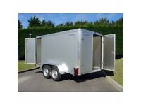 INDESPENSION 10x5 BOX TRAILER