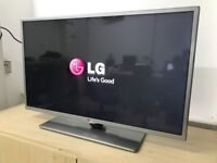 LG 32LB580V, FULL HD LED 1080P SMART TV WITH BUILT IN WIFI AND FREEVIEW, IN VERY GOOD CONDITION
