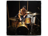 Drum Lessons in Bristol - experienced performer, tutor