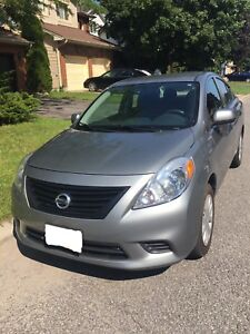 Used 2013 Nissan Versa (Manual) on sale for $6500