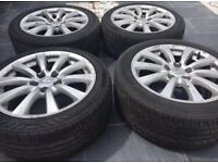 MAKE ME AN OFFER! lexus alloys 5x114.3 sx is200 honda hyundai nissan mitsubishi subaru kia toyota