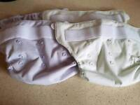 New/unused Bumgenius flip reusable nappies