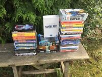 Dvds, only fools and horses, lost, children's Xmas e t