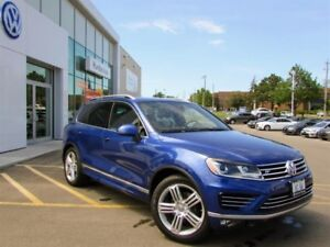 2017 Volkswagen Touareg Execline 3.6L 8sp at w/Tip 4M