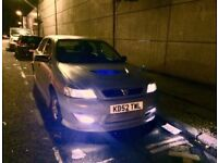 Modified Vauxhall Astra 1.4