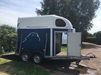 Cheval Liberte double horse trailer for sale