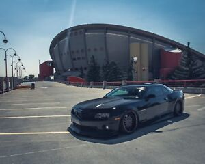 For Sale:  2012 Chevrolet Camaro SS (bagged and supercharged)