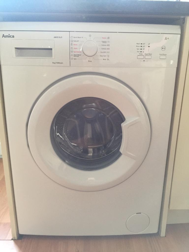 Amica 5kg washing machine