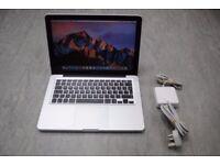 "Apple MacBook Pro 13"" Mid 2012 i5/4GB/500GB £580"