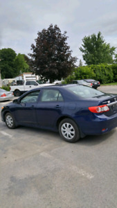 2013 toyota corolla fully loaded