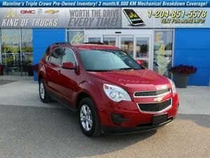 2015 Chevrolet Equinox LT w/1LT  - Heated Seats - $170.35 B/W