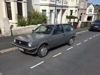 VW POLO MK2 1989