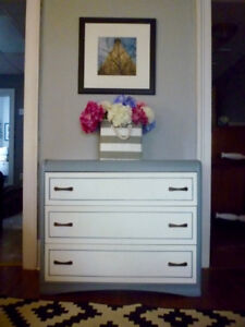 Newly painted Antique Dresser
