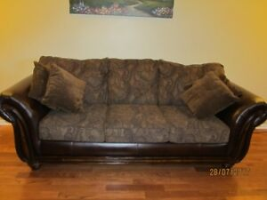 Sofa, Love Seat, and matched Coffee Table - Deal for Today
