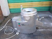 Hobart E6414 potato peeler commercial potato rumbler 6.5 kg +warranty & delivery