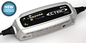 CTEK US 0.8 Smart Battery Charger – In Excellent Condition