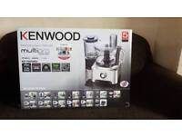 KENWOOD FOOD PROCESSOR +BLENDER
