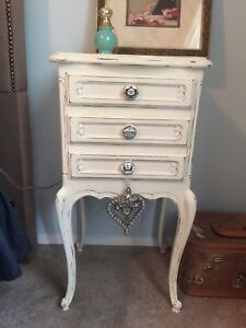 Antique French Provincial Petite nightstand