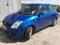 Suzuki Swift 1.5 GLX 5dr£1,995 p/x welcome NEW MOT, FINANCE AVAILABLE