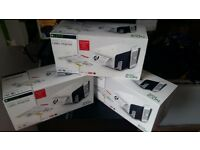 JOBLOT x 3 Leitz 70011000 Wireless Label Printer