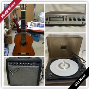 Kingston PICKERS WORLD Downsizing Online Auction (July 29)