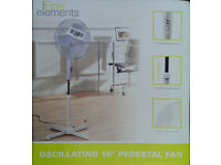 PEDESTAL FAN 16 inch - FINE ELEMENTS