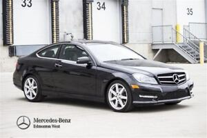 2015 Mercedes-Benz C350 4MATIC Avantgarde Edition Package