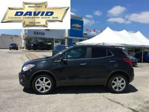2016 Buick Encore 1SL LEATHER AWD, SUNROOF, NAVIGATION