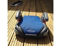 Graco Bolster seat for toddler in great condition .