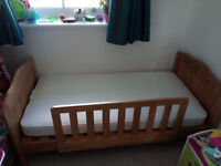 Mothercare Cot bed + mattress