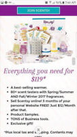 SCENTSY CONSULTANTS WANTED