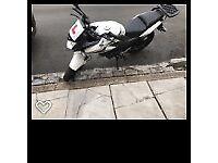 Mint condition Honda CBF-125